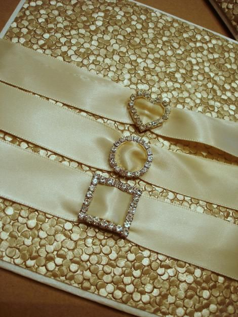Crystal Buckle Options Available At Fitzgeraldu0027s Fine Stationery. Fine  StationeryCustom StationeryElegant Wedding ...