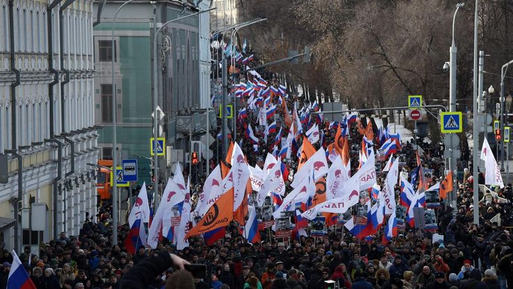 """[this story is not covered by Fox """"News"""" - Fox website includes blurb on """"Russian Balet Dancer Returned From Gitmo"""", but not this demonstration against Putin for his murder of political foe.  Gosh, I wonder why?]"""