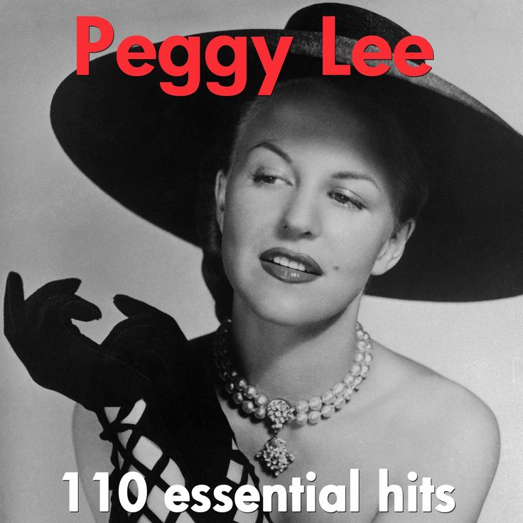 Peggy Lee - 110 Essential Hits - The Very Best Of (AudioSonic Music) [Fu...