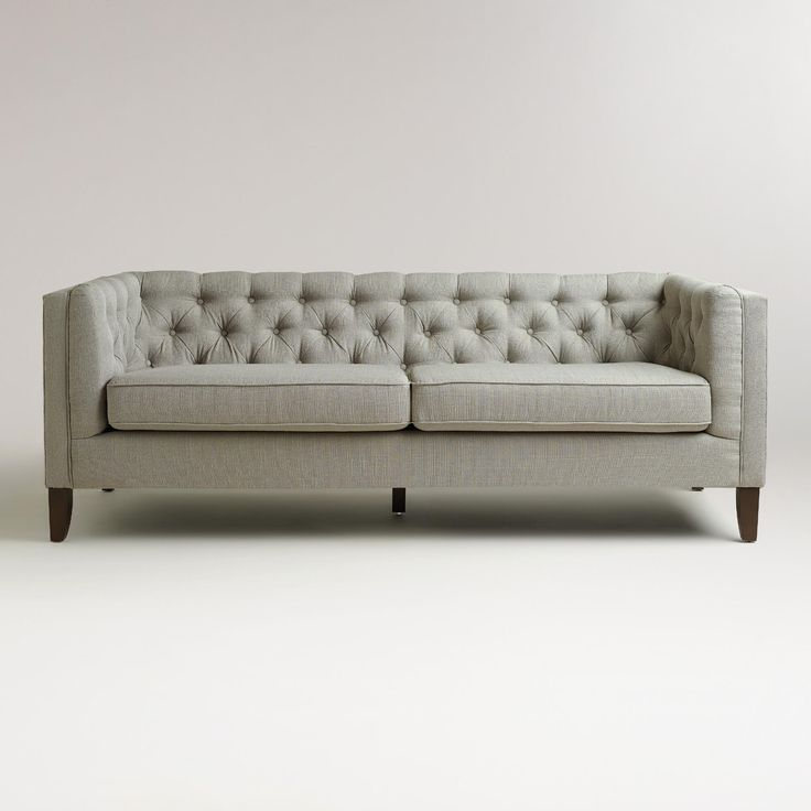 Large, Comfortable And Full Of Mid Century Style, Our Fog Kendall Sofa Is
