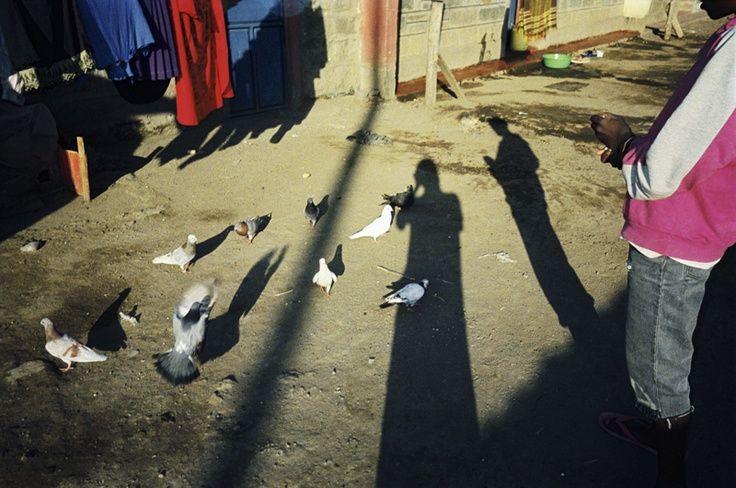 Shadows and birds. #enkifund #ronda