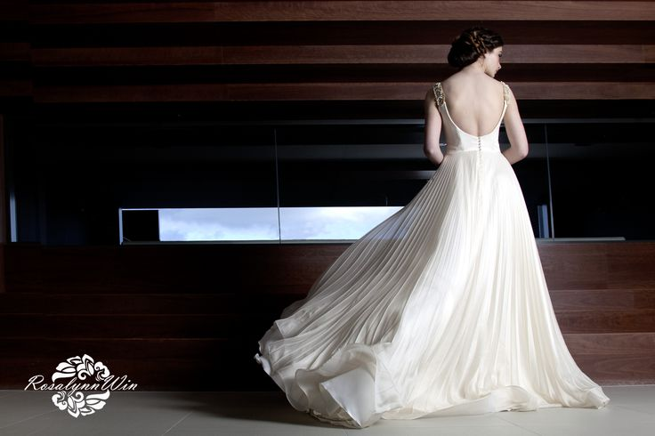 Monte Carlo gown