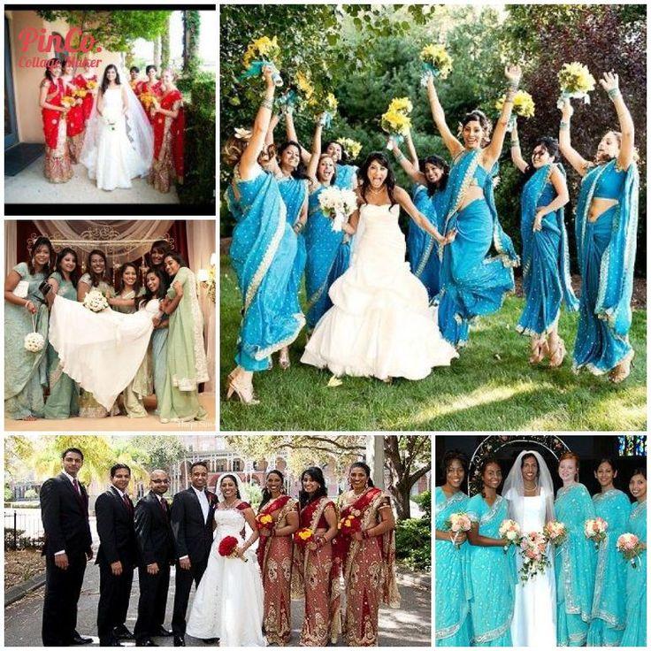 Western Wedding Bridesmaid Dresses