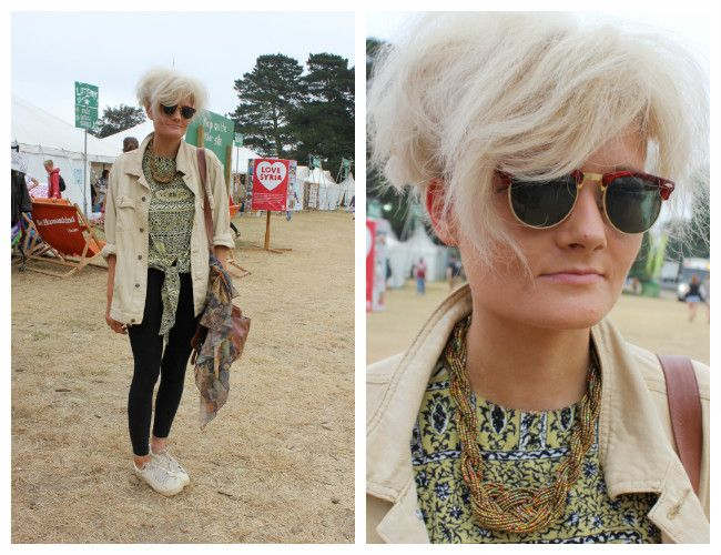 #Latitude #Festival: #Style #Spotting | #Fashion blog | Oxfam GB