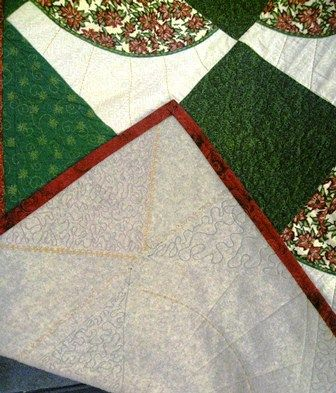 Great tips for Quilting with Polar Fleece - as a Backing, or instead of using batting