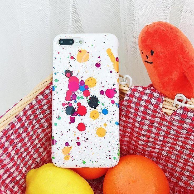 Maler Spatter Kunst Muster Telefon Fall Phone Cases Cases Maler Phone Spatterkunstmustertelefonfall