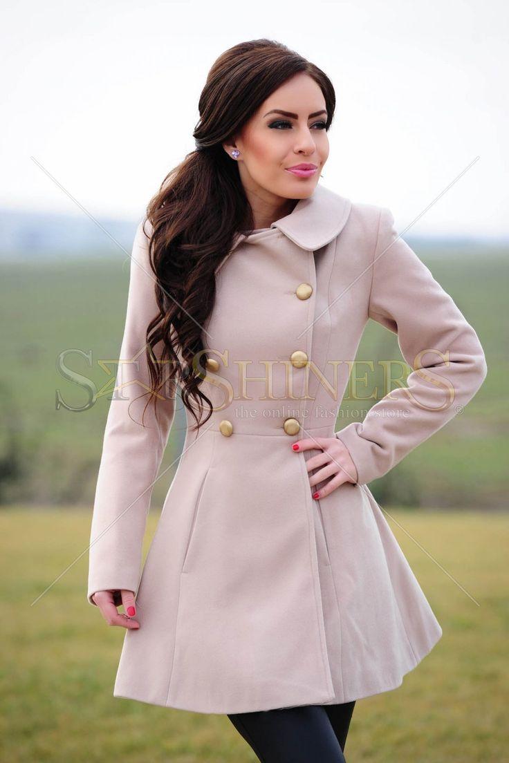 LaDonna Life Serenity Cream Coat
