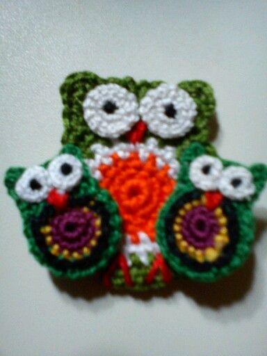 Owl family:)
