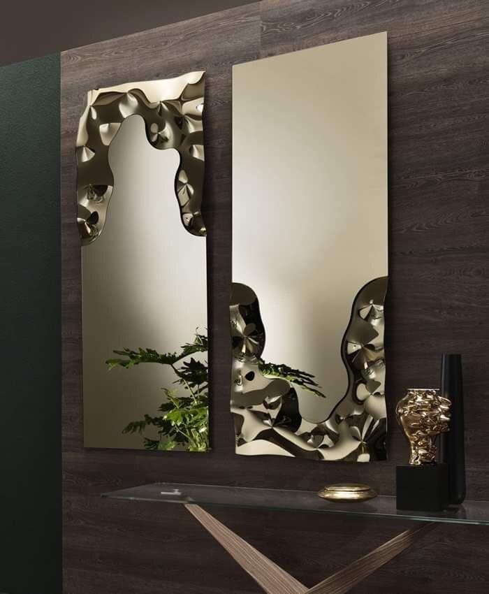 Venere lo specchio by Riflessi rettangolare con cornice