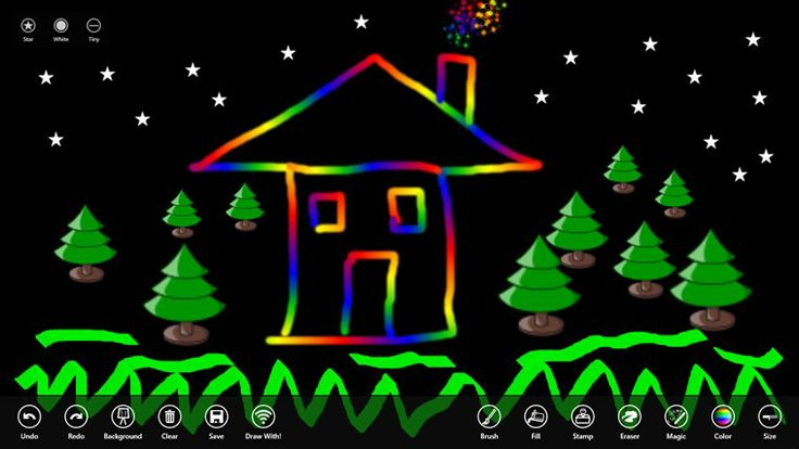Draw Free! is your app for drawing with your fingers and entertaining the kids anywhere. The top downloaded and highly rated kids and family...