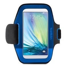 $25 - Something like this for my phone - Belkin Sport-Fit Armband for Samsung Galaxy S 6 and Galaxy S 6 Edge, Blue