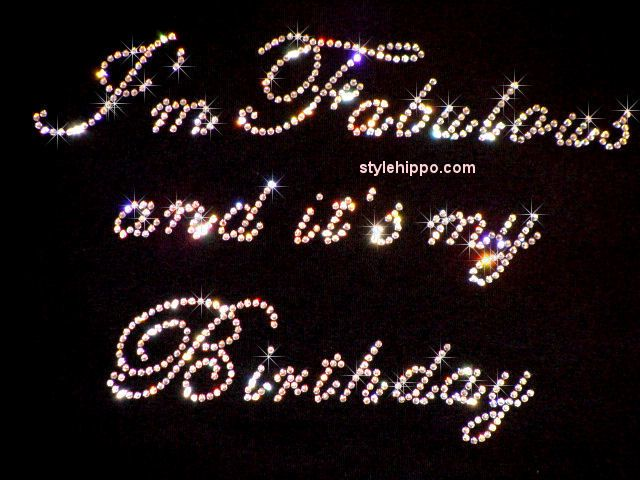 40th Birthday, 40, Forty, fabulous