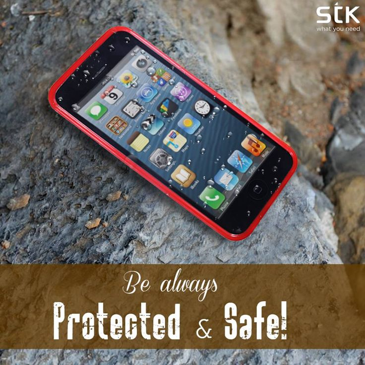 Thinner, lighter, stronger and more protective than any iPhone6/6+ case like it, STK protection case keeps iPhone waterproof, dirt proof, snow proof and shockproof — so you are protected always.