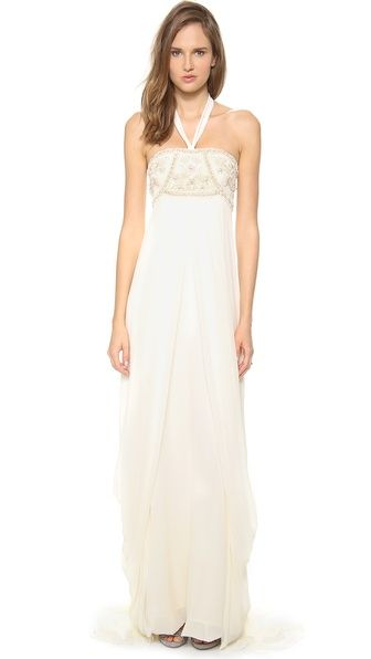 Temperley London Crystal Mirage Dress