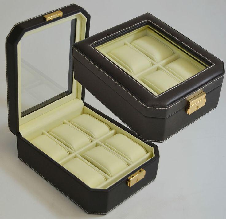 COFANETTO PER OROLOGI, WATCH BOX, BOX FÜR UHREN