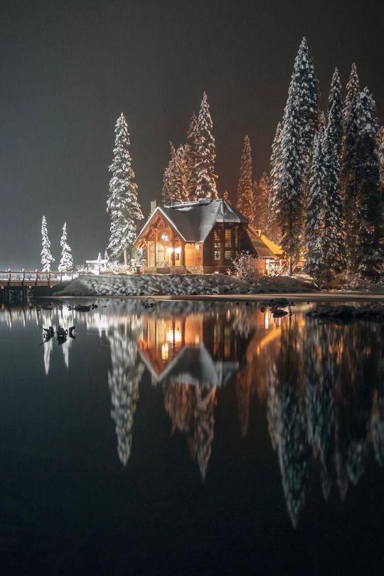 Emerald Lake - by: Stevin Tuchiwsky