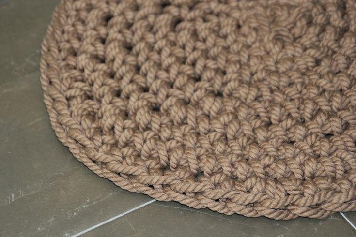 Las 25 mejores ideas sobre alfombra circular en pinterest for Diferentes tipos de alfombras