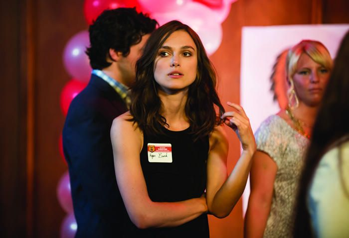 Keira Knightley on Being 'Floppy' For Lynn Shelton in 'Laggies'  |  IndieWire