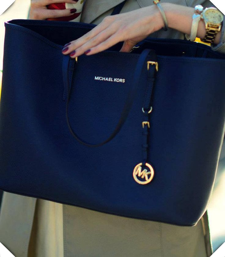 MICHAEL Michael Kors Grayson - Large Leather Satchel available at #Nordstrom