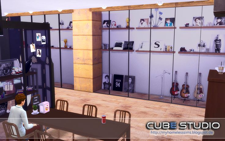 "from the house ""Cube Studio"""