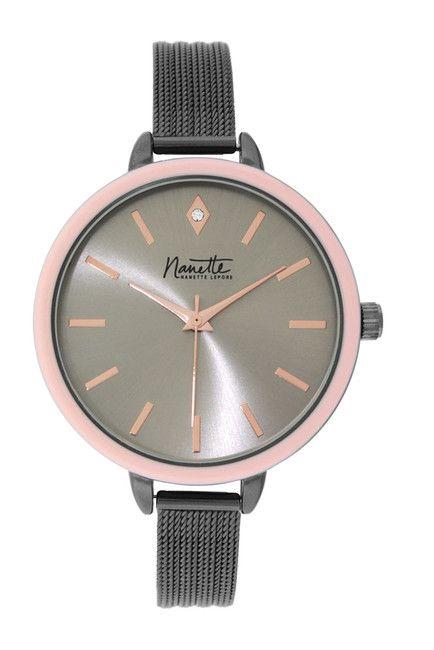 Image of NANETTE nanette lepore Women's Mesh Bracelet Watch