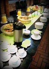 Aamiaiskattaus