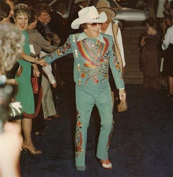 Nudie Cohn, The Rodeo Tailor