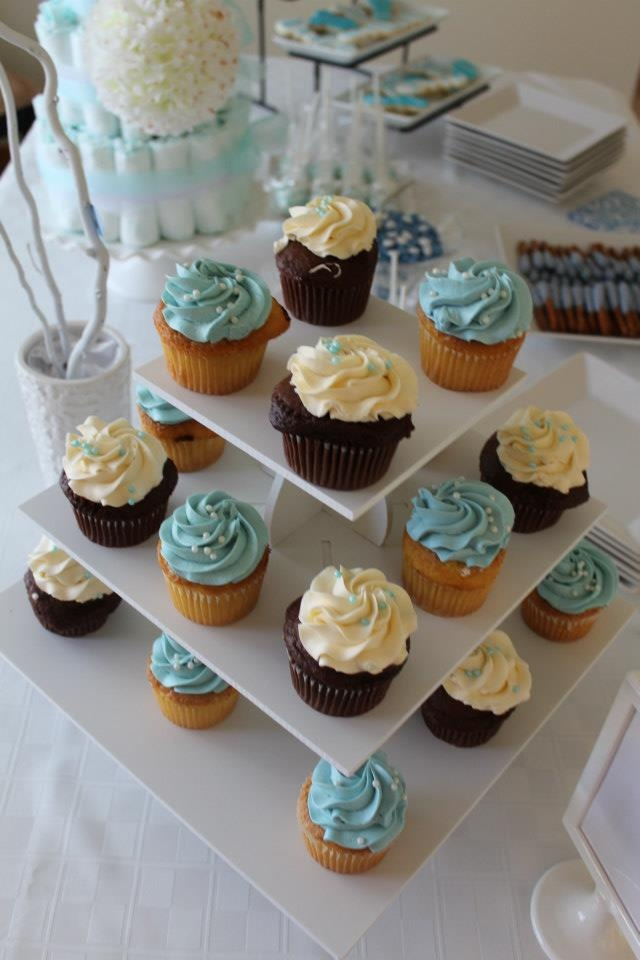 Cupcake Ideas For A Baby Shower For A Boy Diabetesmangfo