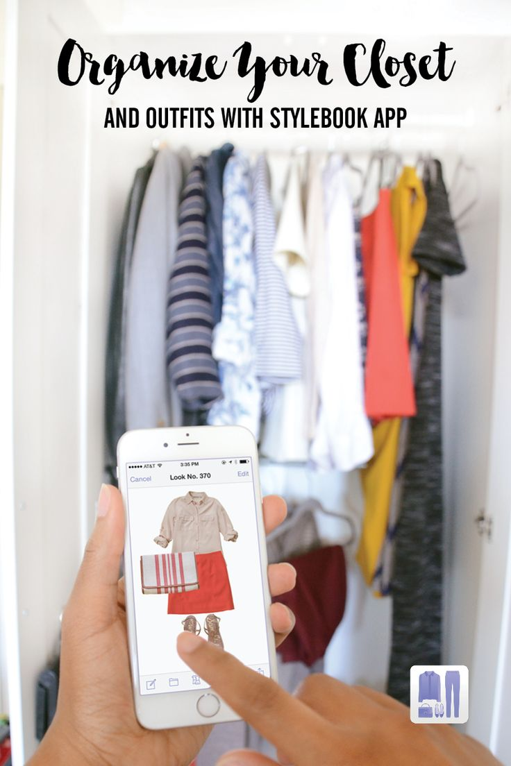 Create Outfits Using Photos Of Your Real Clothes, Search The Clothes You  Own, And. Tiny ClosetCloset AppOrganized ...