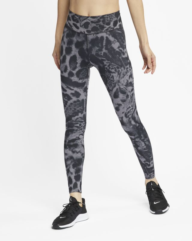 pretty nice 02141 ce8ce Nike One Luxe Women s Printed Tights