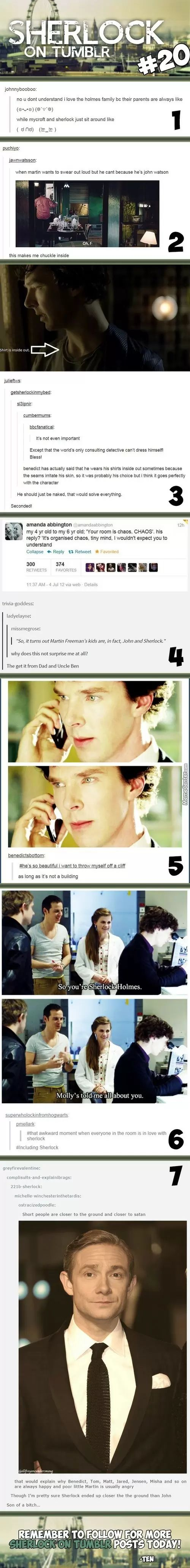 Sherlock On Tumblr #20