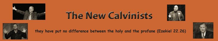Engaging with Keller, a critical review of Keller's theologyThe New Calvinist