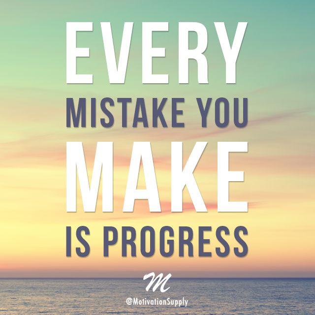 motivation is progression