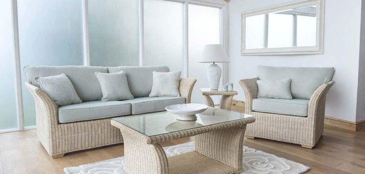 Ravine natural wash conservatory furniture