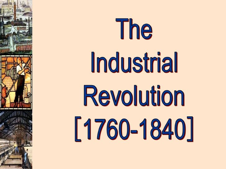 industrial revolution editorial essay History other essays: letter to the editor about the industrial revolution.