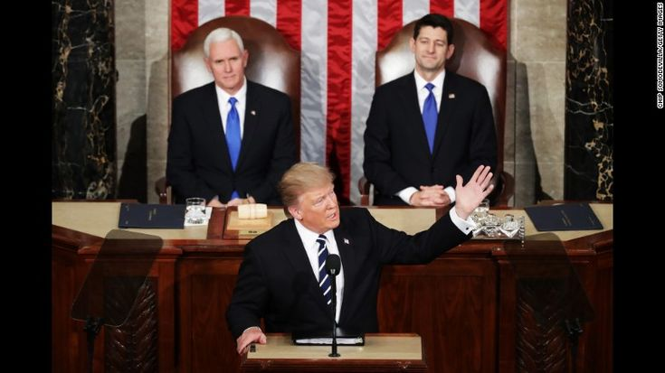 Trump's address to Congress to abolish radical Islamic terrorism