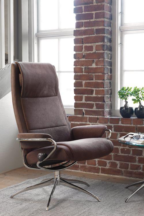 Klassische Schönheit: Der Stressless Sessel Paris mit unvergleichlichem Komfort und modernem Design. #sessel #stressless #wohnen #möbel #ekornes #auszeit #einrichtung