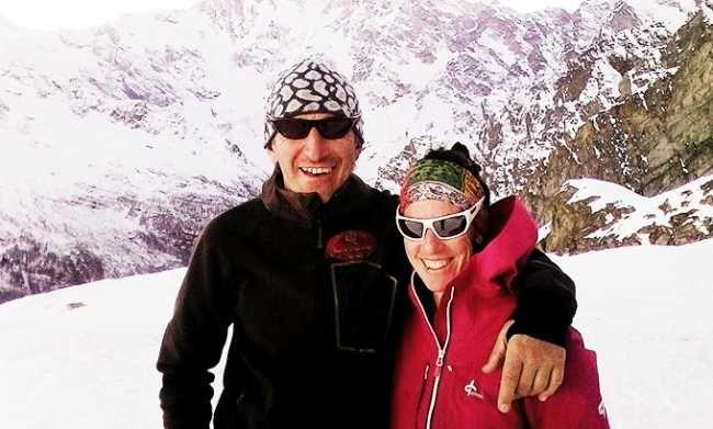 Sfida ossolana al Cerro Torre per Massimo Medina e Cristina Piolini - Ossola24