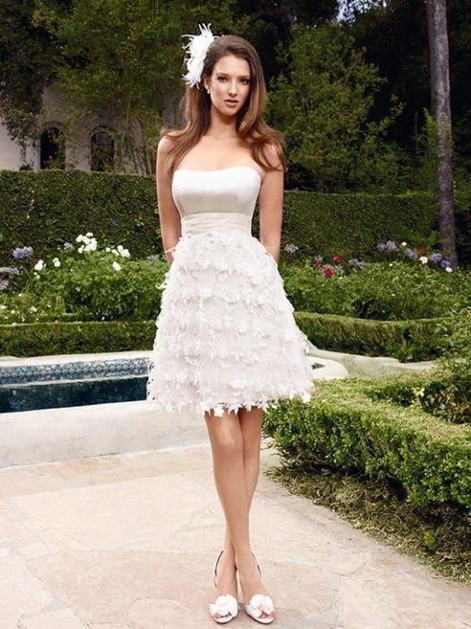 171 best short beach wedding dress images on pinterest