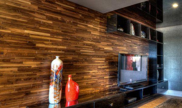 Características de los tableros de madera maciza ecológica recomendados para el revestimiento de interiores. Colección Friendlywall del fabricante Finium.