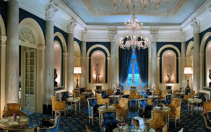 Hotel Villa d'Este - Cernobbio - Lake Como. Two scenes in REVENGE take place in this room. Want to read the book? http://amzn.com/B006U5U9PK