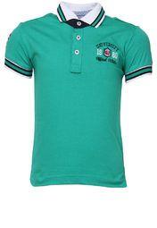 Gini & Jony Green Polo Shirt Online Shopping Store