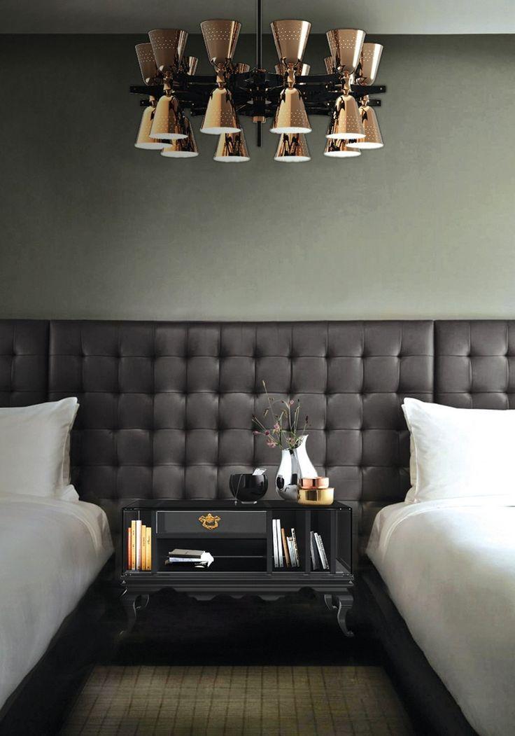 Luxuriöse Zimmer für einen entspannendSchlaf   Germany Design World   #luxusmöbel #exklusivesdesign #innenarchitektur #designideen #designinspirationen #shalfzimmer