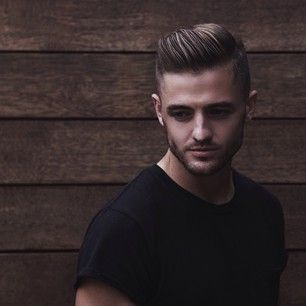 The classically groomed Robbie Rogers. | 27 Men With Undercuts That Will Ruin You For Life