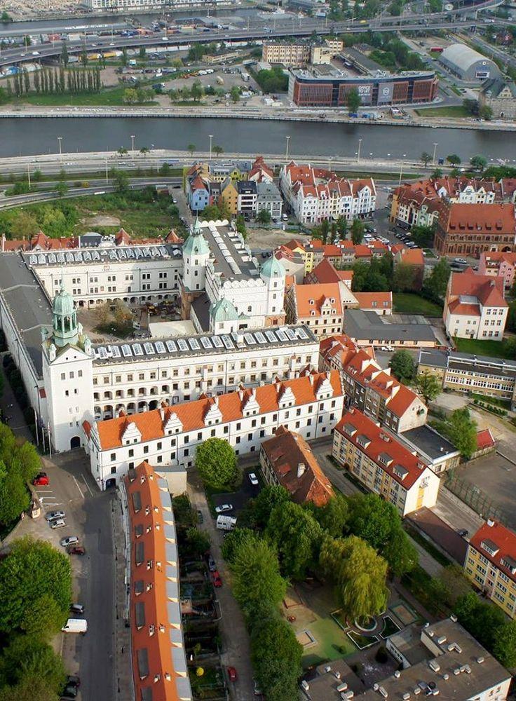 Pomeranian Dukes Castle in Szczecin- Poland