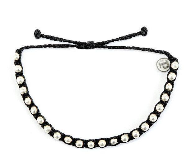 Charm Bracelet - Black-White-Brown 55 by VIDA VIDA YtxAQ