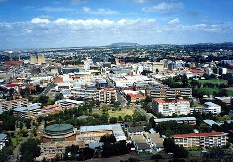 Bloemfontein - Orange Free State - South Africa