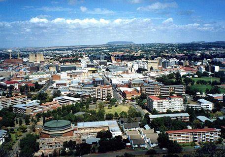 Bloemfontein - Orange Free State - South Africa