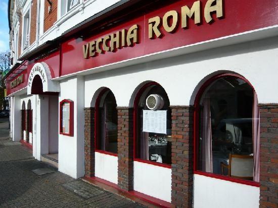 My favourite local Italian restaurant