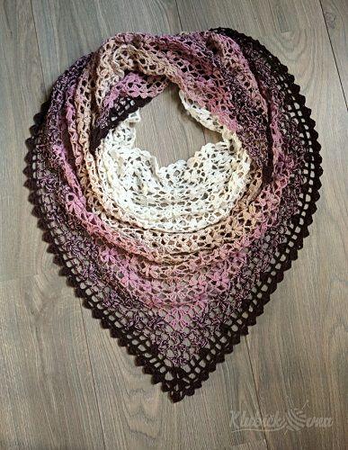 Jasmínový šátek – NÁVODY NA HÁČKOVÁNÍ  9d911f8473